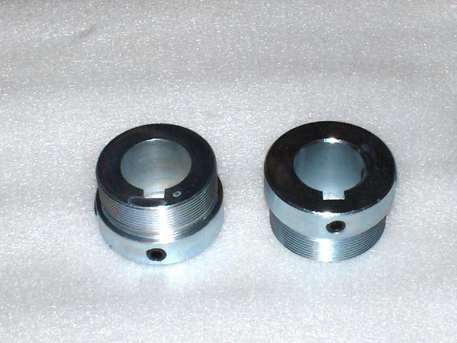 mm id   wide  set screws mm keyway freewheel sprocket adaptor