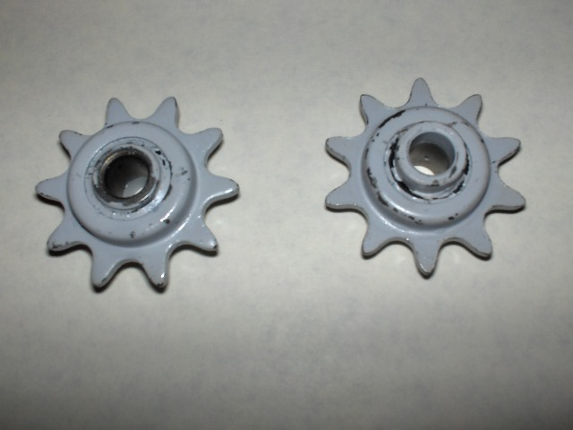 Sprocket Idler 10 Tooth 410h 415h 40 Or 41 3 8 Quot Id