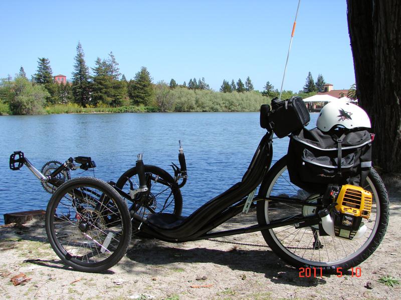 Honda Gx35 Kit 35 8cc Axle Mount 1 6 Hp Four Cycle Bicycle Engine Motor