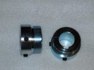 """New in Black Trike Free Wheel Adapter and Key 5//8/"""" I.D"""