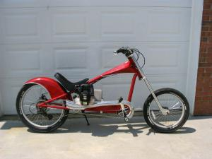 Chopper Bikes With Motor Chopper Bicycle Engine