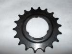 "18 tooth 1/2"" x 3/32""  three prong sprocket"